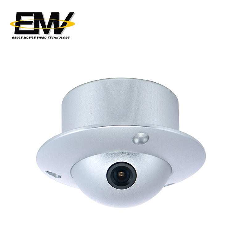 Inside Cameras Vandal Proof for Truck Mini Bus Dome Camera EMV-002H