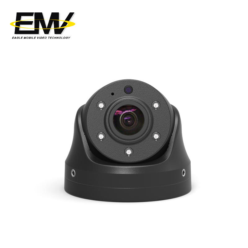 Mini Dome Inside view Car Video camera for Taxi EMV-002E