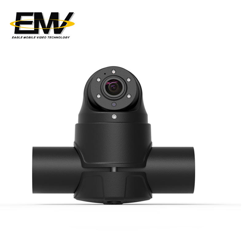 360 degree truck mounted rear view side view CCTV camera EMV-034MA