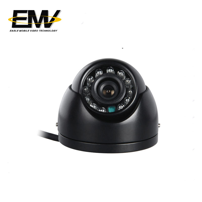 Night Vision School Bus Vehicle Ahd Taxi Security Truck Surveillance Interior Video Camera EMV-002B