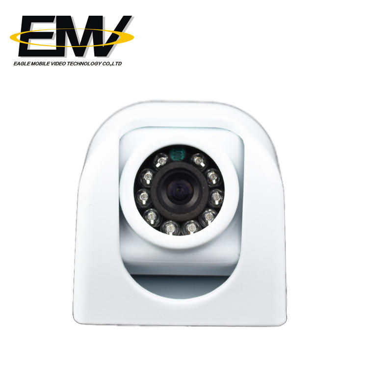 Waterproof Vehicle Night Vision Bus IP POE Side View Camera  for  mdvr hikvision , Streamax MDVR/MNVR