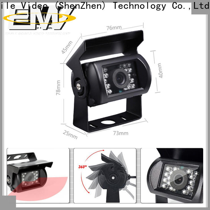 vehicle mounted camera dome experts for prison car