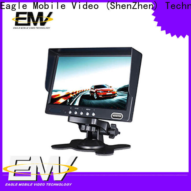 Eagle Mobile Video new-arrival car rear view monitor free design