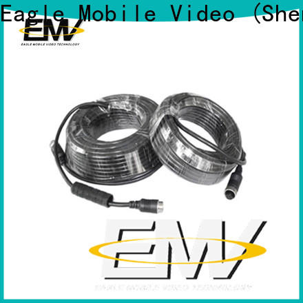 Eagle Mobile Video connector 4 pin aviation cable at discount for law enforcement