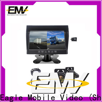 Eagle Mobile Video wireless TF car monitor free design for police car