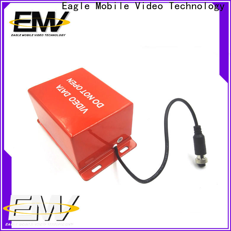 Eagle Mobile Video portable 4 pin aviation cable from manufacturer for buses