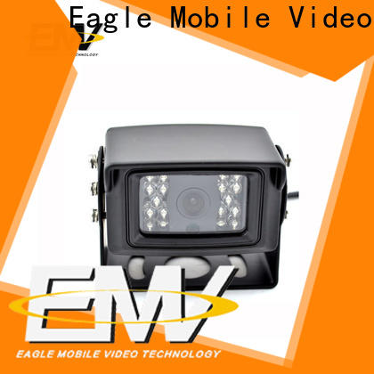 Eagle Mobile Video easy-to-use IP vehicle camera solutions for trunk