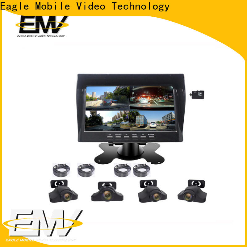custom backup camera system manufacturer