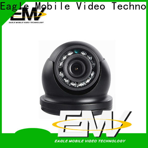 Eagle Mobile Video ahd vehicle camera owner for buses