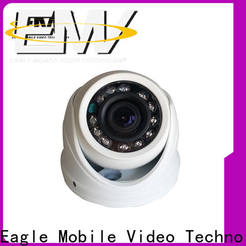 Eagle Mobile Video view vandalproof dome camera type for police car