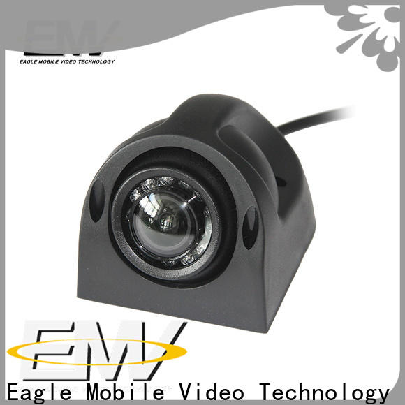Eagle Mobile Video heavy vehicle mounted camera experts for buses