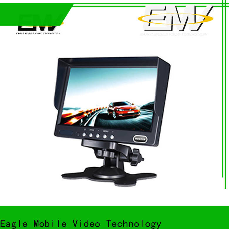 Eagle Mobile Video monitor car rear view monitor free design for buses