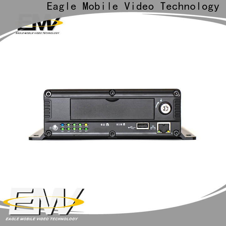 Eagle Mobile Video truck MNVR for buses