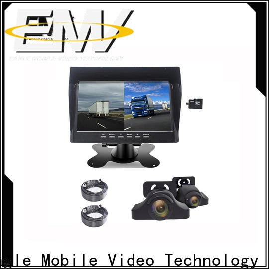 car rear view monitor view from manufacturer
