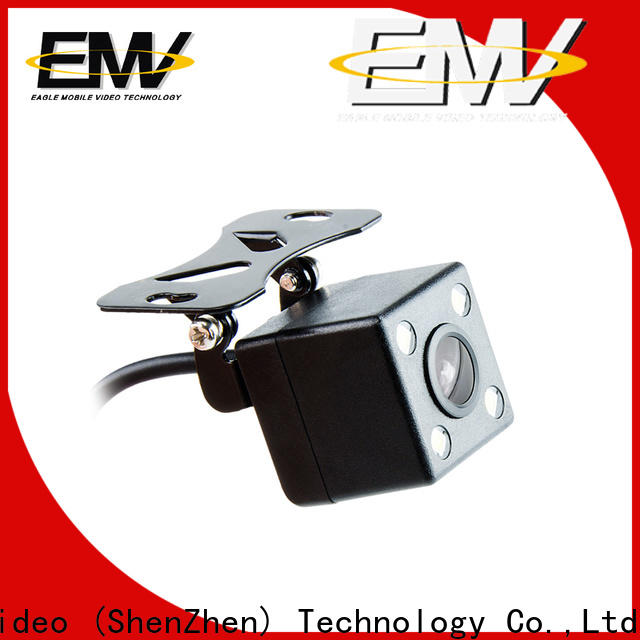 Eagle Mobile Video high-energy car camera for train