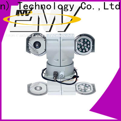 safety PTZ Vehicle Camera collect type for fire scene command