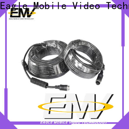 low cost 4 pin aviation cable technology bulk production for police car