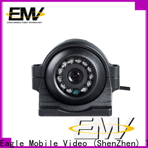Eagle Mobile Video easy-to-use IP vehicle camera for trunk