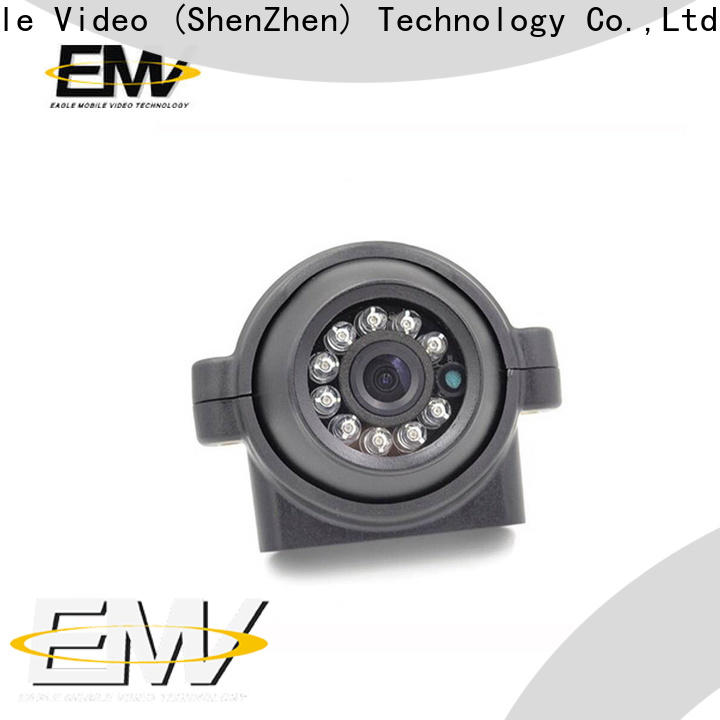 Eagle Mobile Video easy-to-use vehicle mounted camera marketing for police car