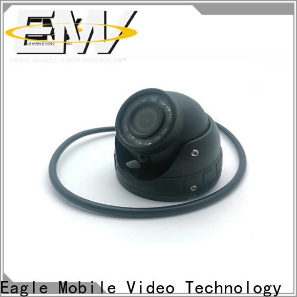 vandalproof dome camera bus for train