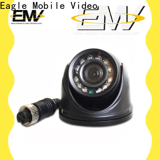 adjustable vandalproof dome camera hard effectively for train