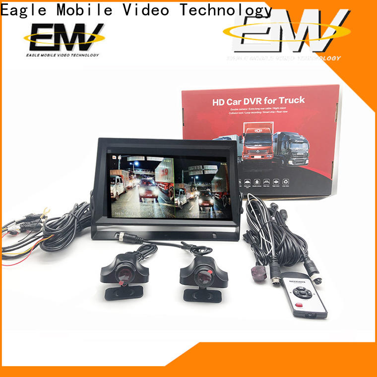 high quality backup camera system customization