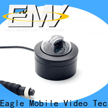 easy-to-use vehicle mounted camera camera for train