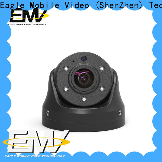 Eagle Mobile Video dome vehicle mounted camera effectively