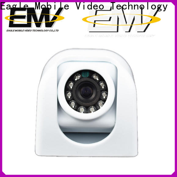 Eagle Mobile Video inside ip dome camera for police car