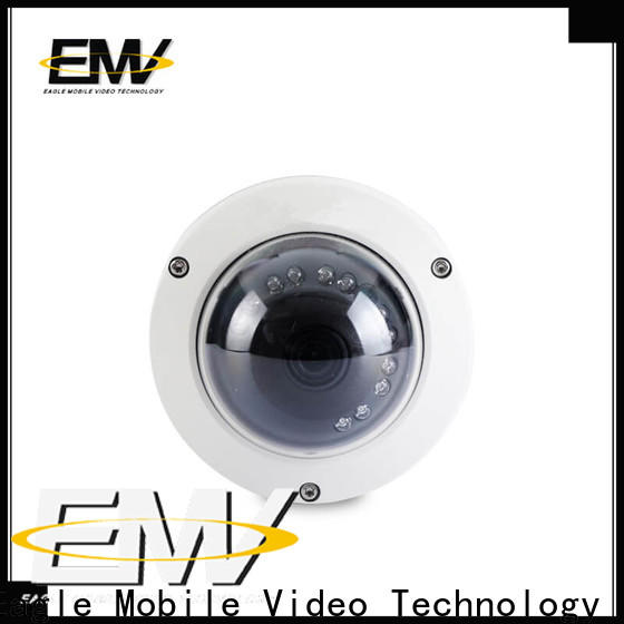 Eagle Mobile Video side vandalproof dome camera China for buses