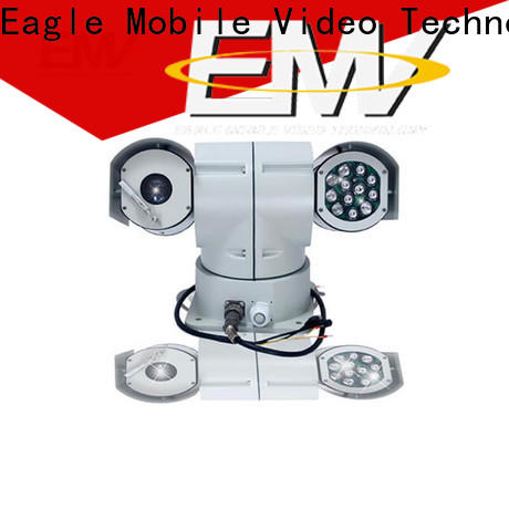 Eagle Mobile Video high-quality PTZ Vehicle Camera in different color for military