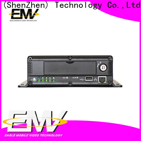 Eagle Mobile Video wifi mobile dvr for vehicles for buses