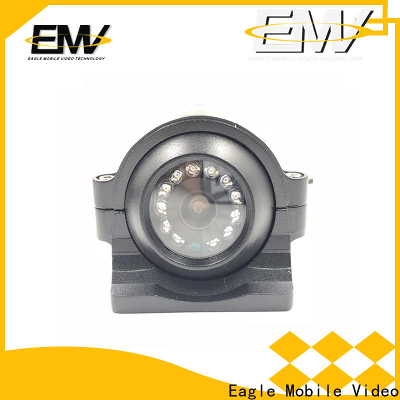 Eagle Mobile Video vandalproof ahd vehicle camera effectively for ship