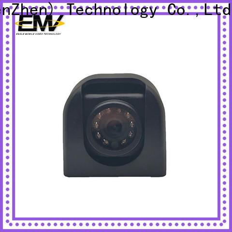 Eagle Mobile Video adjustable IP vehicle camera sensing for delivery vehicles