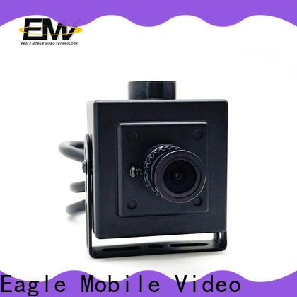 Eagle Mobile Video vandalproof dome camera supplier for prison car