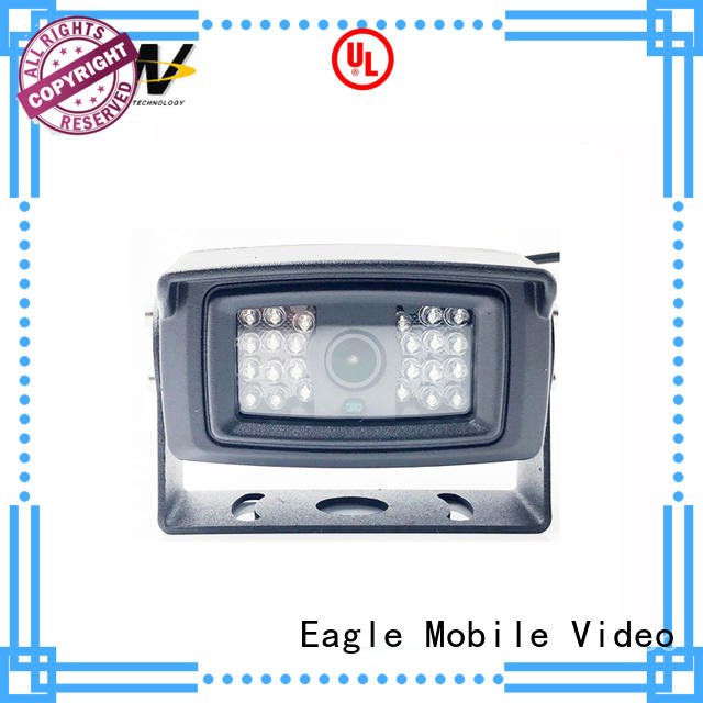Eagle Mobile Video adjustable night vision camera for car rear for train