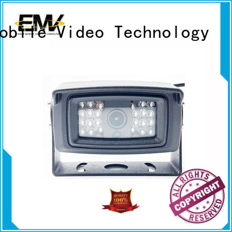 Eagle Mobile Video ahd vehicle camera supplier for train