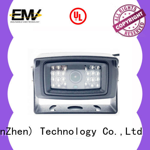 vehicle bus cctv cameras truck for police car Eagle Mobile Video