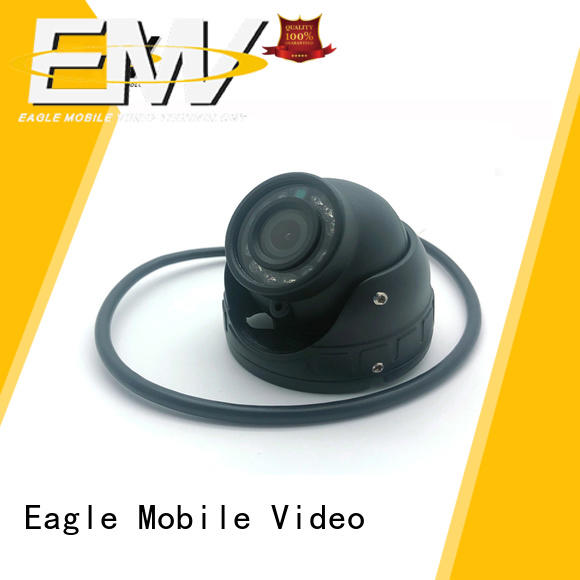 bus vandalproof dome camera effectively for law enforcement Eagle Mobile Video