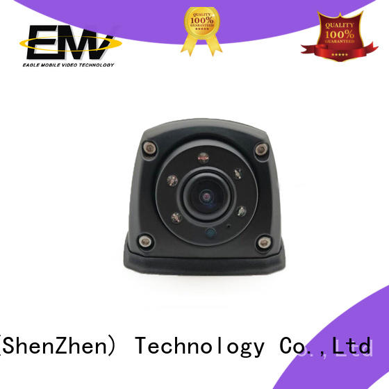 Eagle Mobile Video easy-to-use vehicle mounted camera for police car