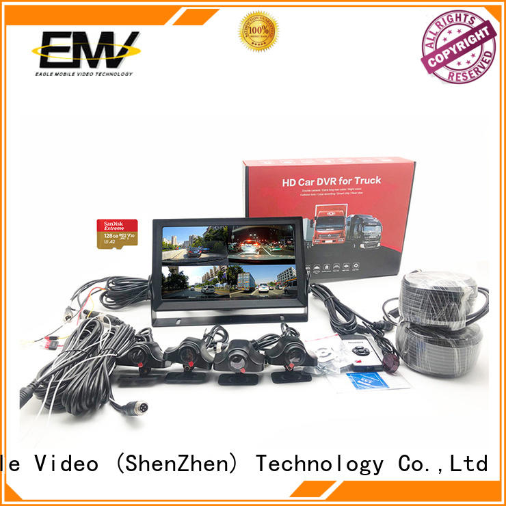Eagle Mobile Video card mobile dvr from manufacturer for law enforcement