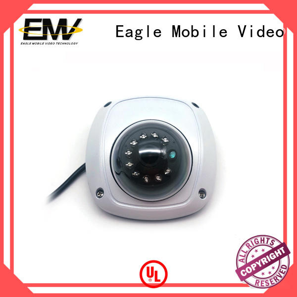 Eagle Mobile Video rear vehicle mounted camera for train