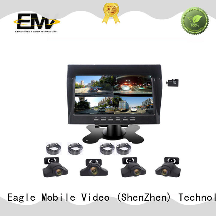 Eagle Mobile Video card mobile dvr from manufacturer for train