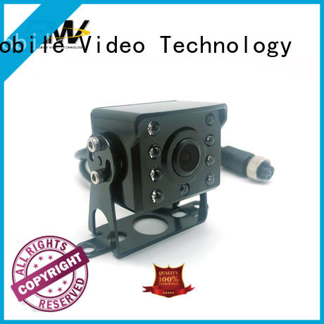 high efficiency vandalproof dome camera view type for train