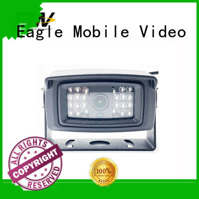 Eagle Mobile Video rear vandalproof dome camera supplier
