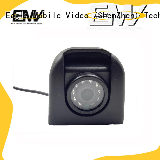 Eagle Mobile Video vehicle mounted camera experts for train