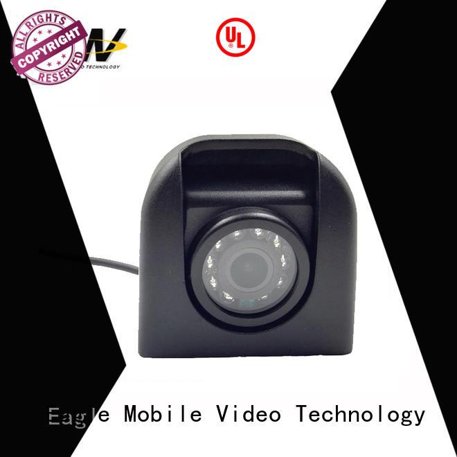 Eagle Mobile Video vision vandalproof dome camera popular for police car