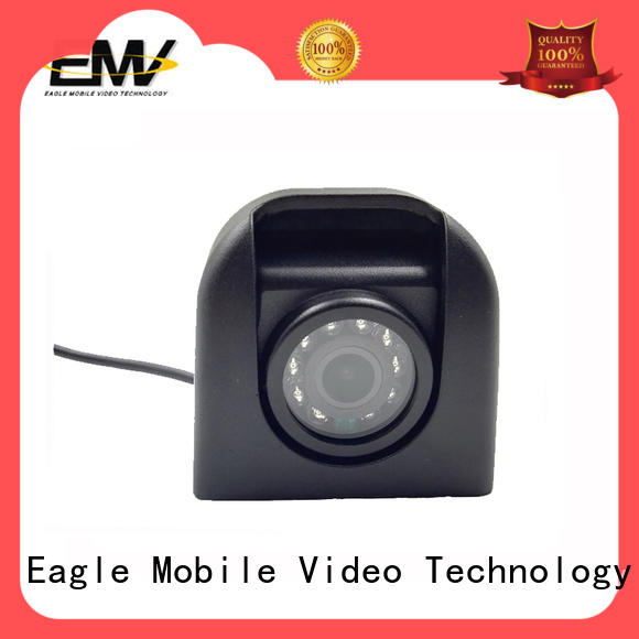 Eagle Mobile Video easy-to-use vandalproof dome camera supplier for prison car