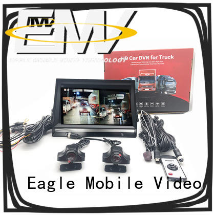 Eagle Mobile Video backup camera system factory