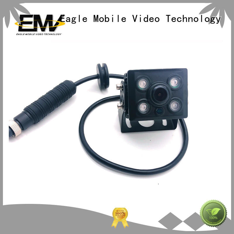 Eagle Mobile Video heavy ahd vehicle camera for prison car
